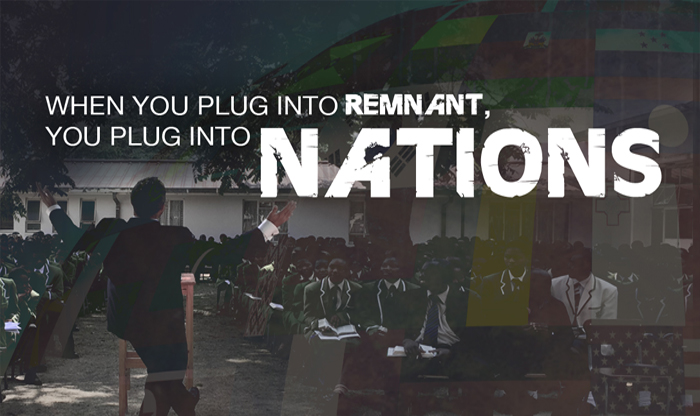 When you plug into Remnant, you plug into nations!